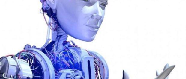 Робот Андроид